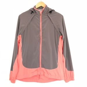 New Balance Convertible Vented Running Jacket/Vest